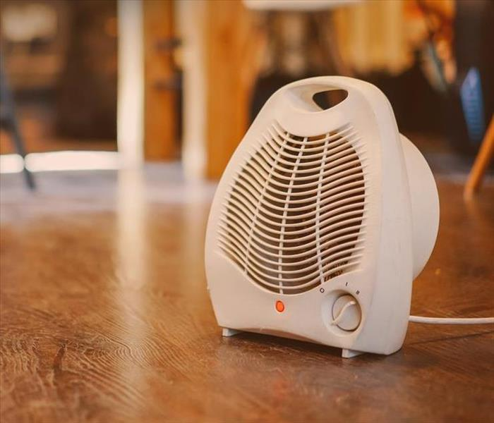 Fire Damage 6 Ways To Minimize the Risk of a Space Heater Fire